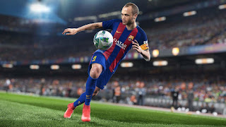 PRO EVOLUTION SOCCER 2018 download free pc game full version