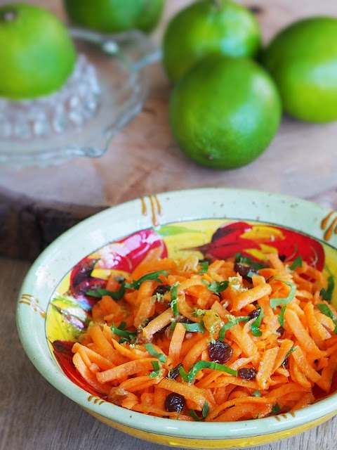 Carrot slaw recipe | carrot salad