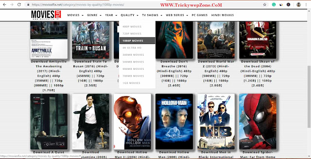 hd movies download Websites