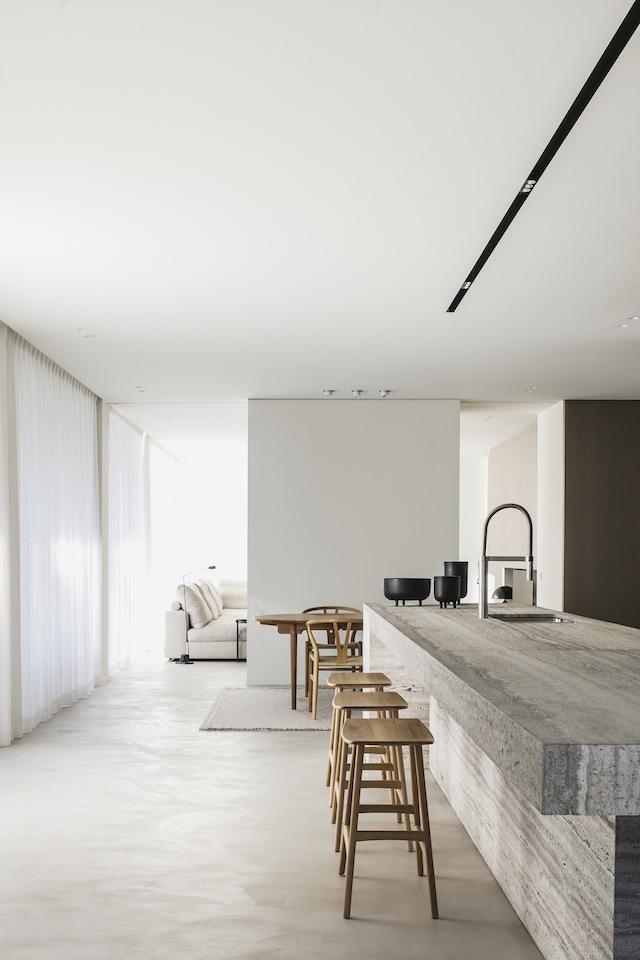 Residence VV by Pieter Vanrenterghem