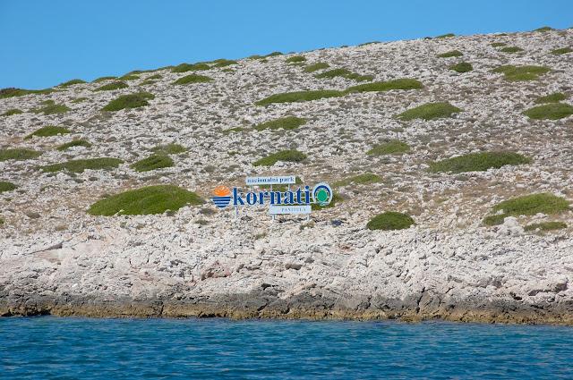 Piskera Park Kornati, marina