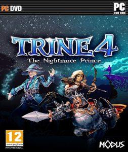 Trine 4: The Nightmare Prince Torrent - PC (2019)
