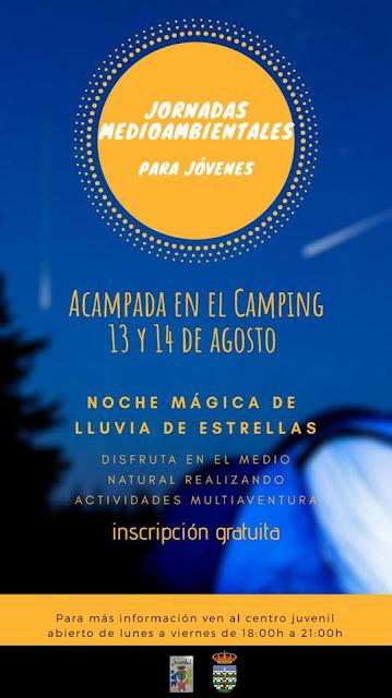 Noche Mágica en Villanueva del Trabuco