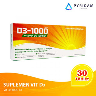 suplemen vitamin D3