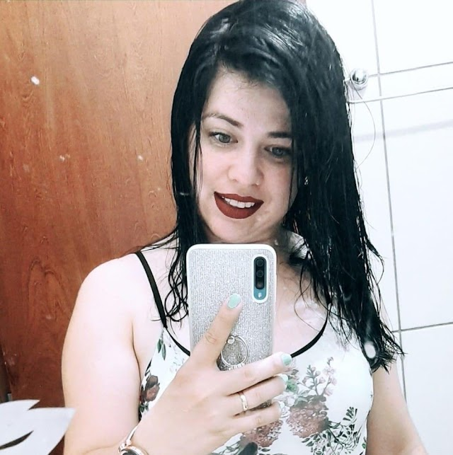 Corpo de mulher encontrada morta com 25 facadas é enterrado, em Nova Londrina