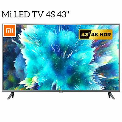 india top smart tv brand MI