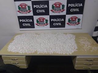 Polícia Civil identifica e prende traficantes em Registro-SP