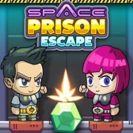 jogo Space Prison Escape HTML5 games