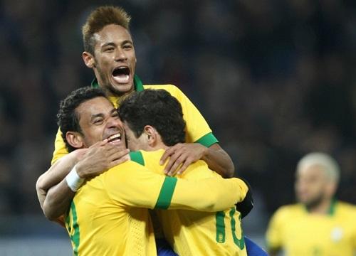Bóng đá Brazil hiện đang có khí thế hùng hục sau thắng lợi to lớn tại Olympic 2016
