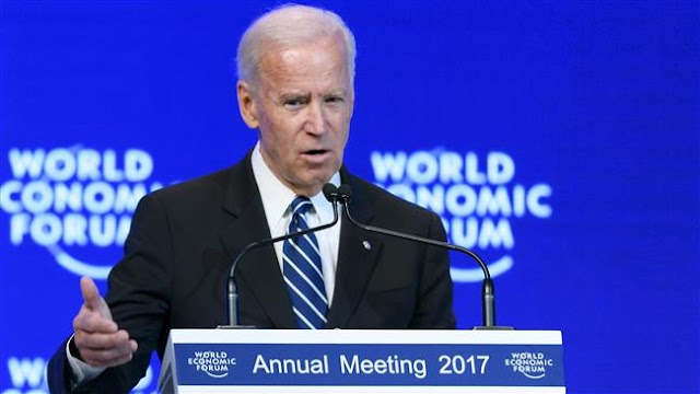 US Vice President Joe Biden calls Russia threat to world order, warns of clash with West