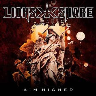 """Το single των Lion's Share """"Aim Higher"""""""