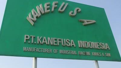 Info Lowongan Kerja Kawasan Ejip | PT.Kanefusa Indonesia