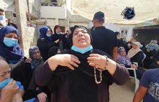 وقفة بغزة للمطالبة بالإفراج عن الصياد المعتقل في مصر بعد مقتل شقيقيه