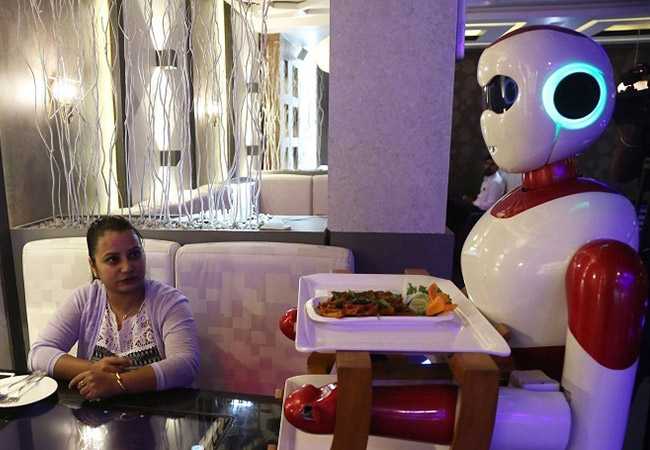 Tinuku Made in Nepal restaurant robots aim global market