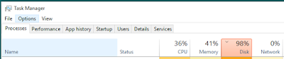 High Disk Usage on Windows 10 & Windows 8.1 1