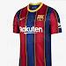 Nike FC Barcelona 20/21 Kit DLS 2020
