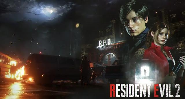 Resident Evil 2 Remake best zombie games, best zombie survival games, the best zombie game,zombie games and best zombie games ever.