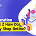Generation Y vs Z – How Do They Shop Online? #infographic
