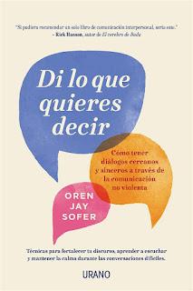 Di lo que quieres decir, Oren Jay Sofer