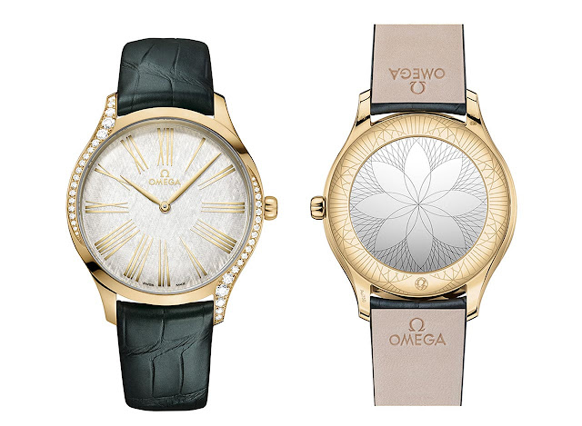 Omega Trésor collection, new 2020 models