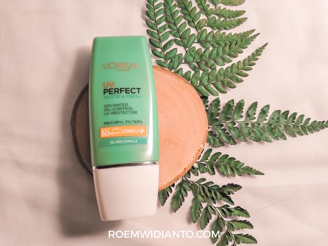 Kemasan-loreal-sunscreen-matte-and-fresh