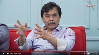 Syahganda: Masinton PDIP Benar, Rezim Sekarang Lebih Parah dari VOC