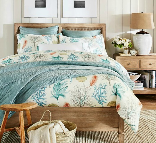 Turquoise Decor Ideas For The Bedroom Coastal Decor