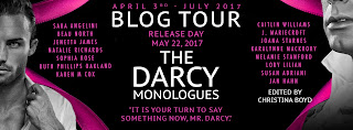Blog Tour: The Darcy Monologues, Edited by Christina Boyd