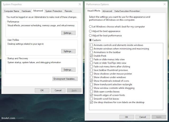 10 Cara Mempercepat Kinerja Windows 10
