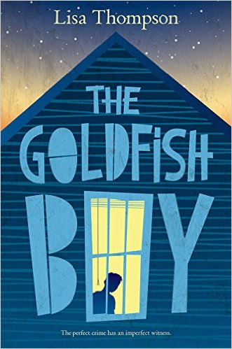 Kiss the book the goldfish boy by lisa thompson optional for Fish children s book
