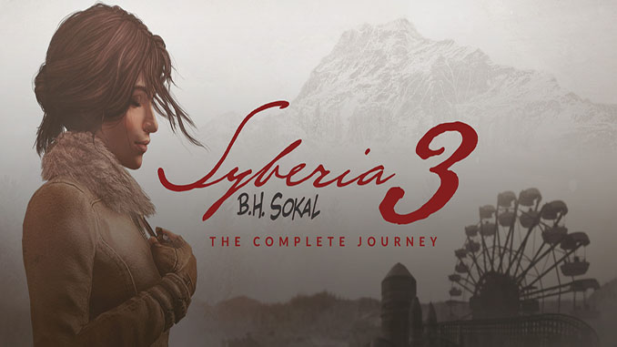 Syberia 3: The Complete Journey