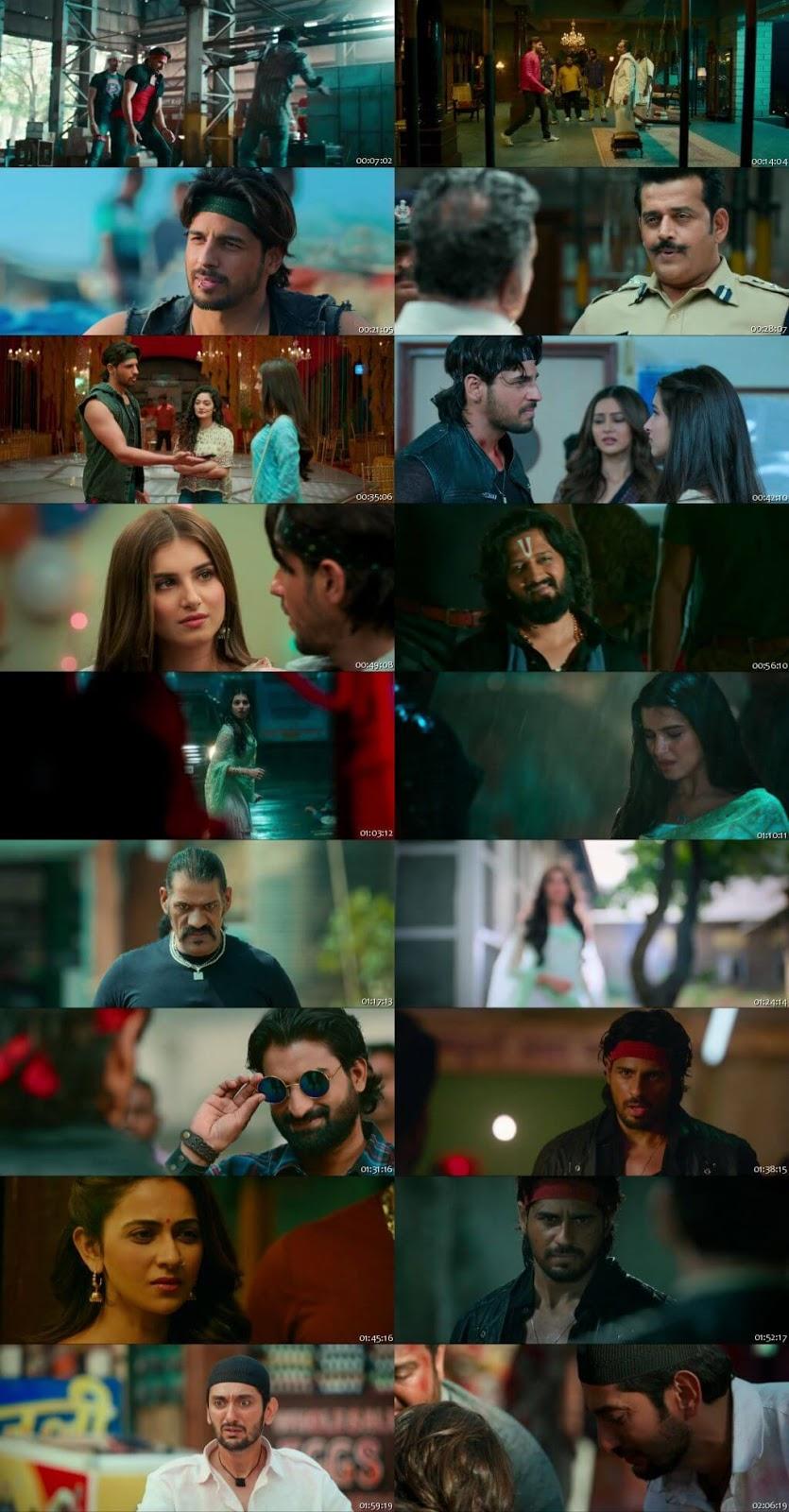 Marjaavaan 2019 Hindi Movie 400MB HDRip ESubs Download