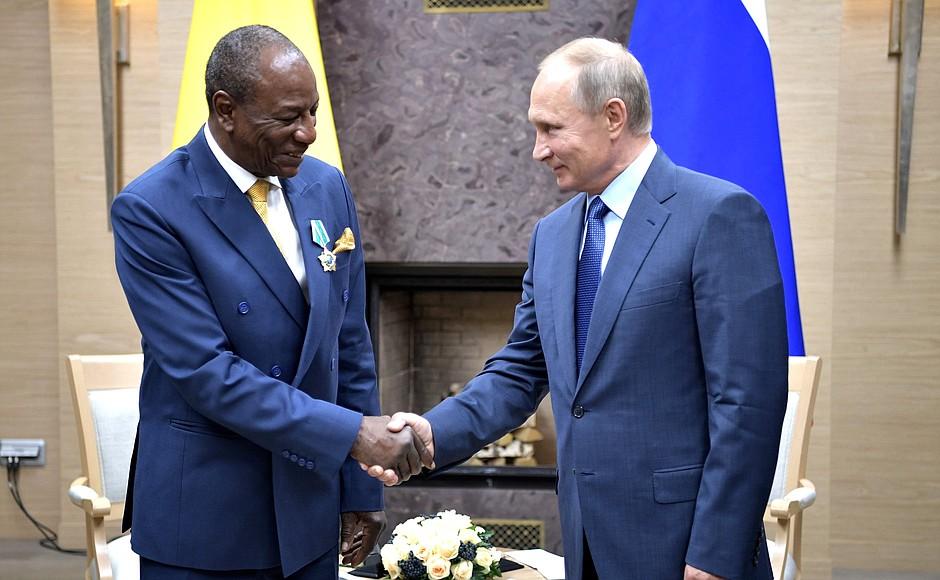 Putin ha cancellato il debito dei Paesi Africani con la Russia: 20 miliardi di dollari.