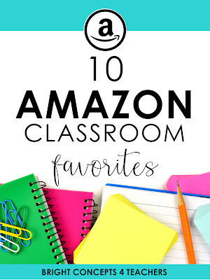 favorite amazon classroom supplies