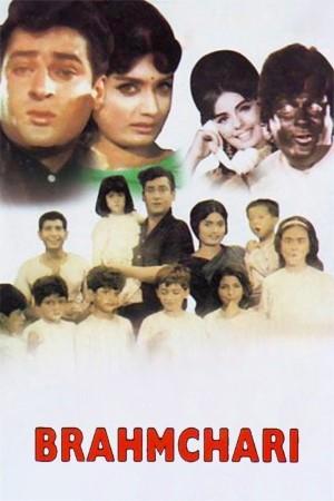 Download Brahmachari (1968) Hindi Movie 720p DVDRip 2GB