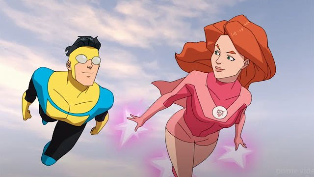 Review de Invincible, de Amazon Prime Video.