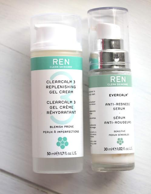 REN Clean Skincare Evercalm Serum review