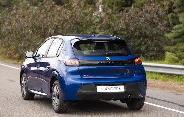 Novo Peugeot 208 eleito carro do ano 2020 na Argentina