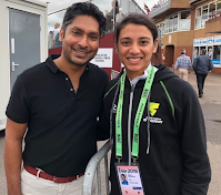 Smriti Mandhana (Indian Cricketer) Biography, Wiki, Age, Height, Family, Career, Awards, and Many More