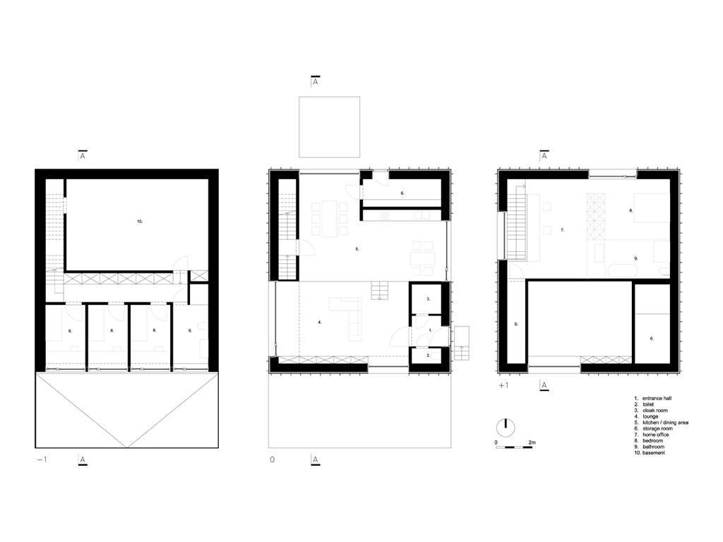 A F A S I A Blaf Architecten