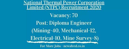 NTPC-Diploma-Engineer