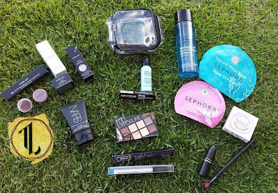 TMSNYC Beauty Tour Swag - www.modenmakeup.com