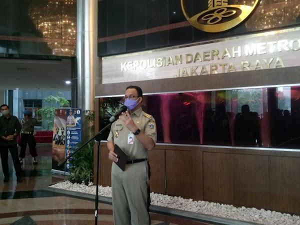 Anies Siapkan RPP, Pelajar Bisa Diskusi Soal Omnibus Law