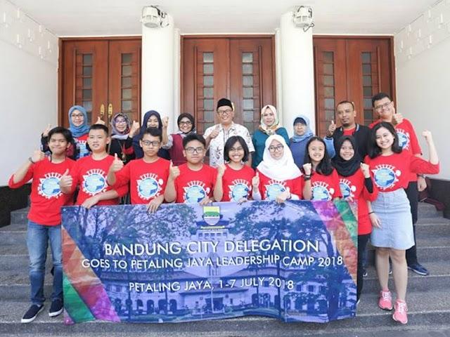 10 Siswa Bandung Ikut International Youth Leadership Camp 2018
