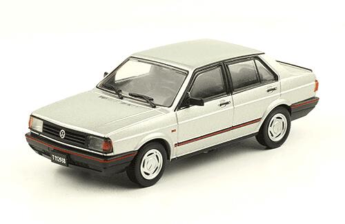 Volkswagen Gacel 1.8 1988 1:43, autos inolvidables argentinos 80 90