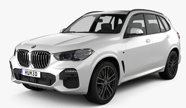 BMW X5 (G05) M sport 2019