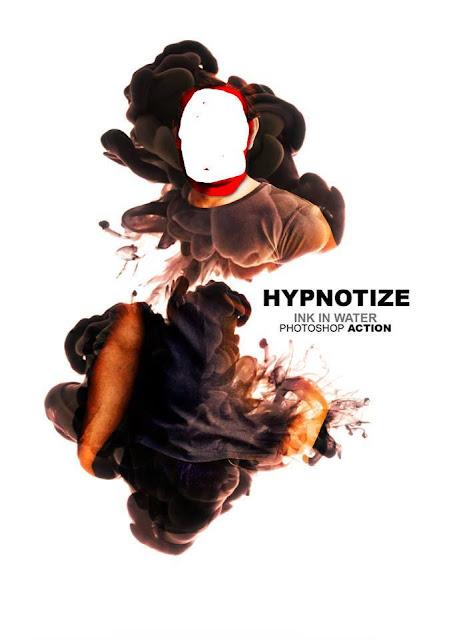 تحميل الأكشن Action Hypnotize Ink لأضافة تأثيرات على الصور