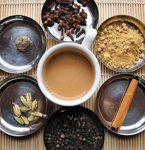 Method of action of Adani tea