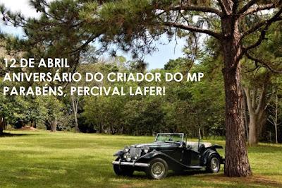 O MP Lafer é a criação mais notória de Percival Lafer: a razão deste site existir.