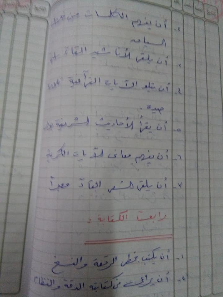 هام جدا لمعلمى اللغة العربية للصف السادس الاهداف العامة والخاصة وخريطة المنهج أ/ عزازى عبده 1%2B%252811%2529